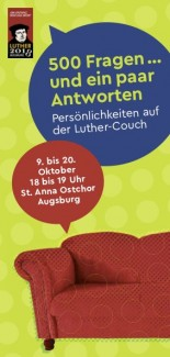 Couch-Gespräch am 19.10.18